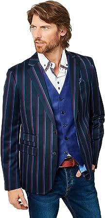 Joe Browns Mens Vintage Double Striped Blazer Jacket