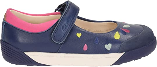 Clarks Girl's LilfolkPeg Pre Boat Shoes