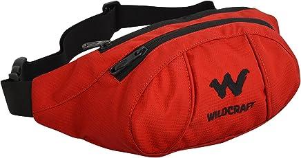 Wildcraft Astro Polyester Red Waistpack-8903338052005