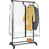Tatkraft Smart Cover – Housse de Protection pour Portant à Vêtements – Protège la Tringle et Les Vêtements de la…