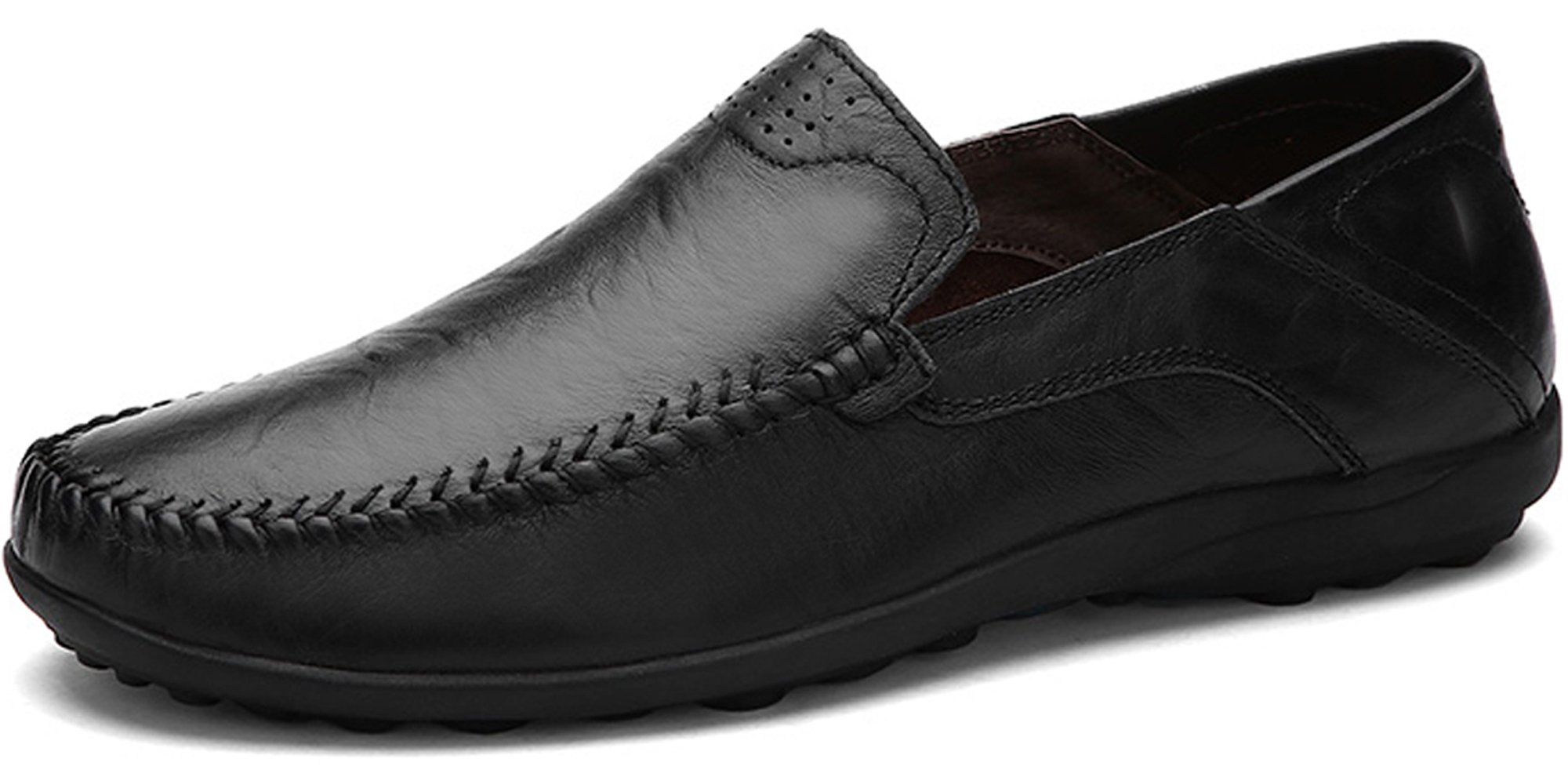 Zapatillas de deporte para hombre, estilo informal, planas, de Lapens