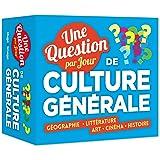 Une Question de Culture Générale par jour 2019