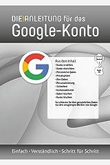 DIE ANLEITUNG für das Google-Konto Broschüre