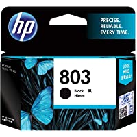 HP 803 Small Ink Cartridge (Black)