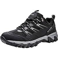 Scarpe da Trekking Basse Uomo Donna Allaperto Calzature da Escursionismo Resistente all'Acqua Sneaker