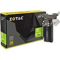Zotac GeForce GT 710 Zone Grafikkarte (NVIDIA GT 710, 1GB DDR3, 64bit, Base-Takt 954 MHz, 1,6 GHz, DVI-D, HDMI, VGA…
