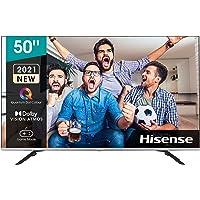 Hisense 50E76GQ QLED 127cm (50Zoll) Fernseher (4K QLED, Smart TV, Triple Tuner, HDR 10, HDR 10+ decoding, Dolby Vision…