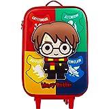 Harry Potter Wizard-Soft 3D Trolley-Koffer, Mehrfarbig