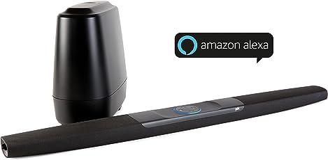 Polk Audio Command Bar Soundbar System mit Amazon Alexa