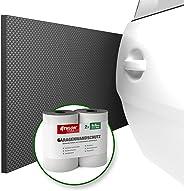 ATHLON TOOLS Premium Garagen-Wandschutz | je 2 m lang | Extra Dicker Auto Türkantenschutz | Selbstklebend | Wasserabweisend |