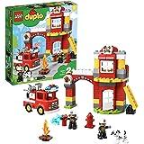 LEGO 10903 Duplo Brandmansvakt, Flerfärgad