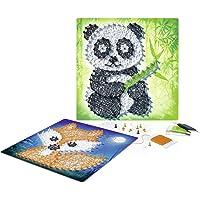 Ravensburger 18029 String it Midi : Panda et Fox Kit de Jeu