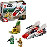 LEGO Star Wars - Chasseur stellaire rebelle A-Wing - 75247 - Jeu de construction