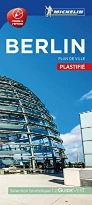 Plan Berlin Plastifié Michelin