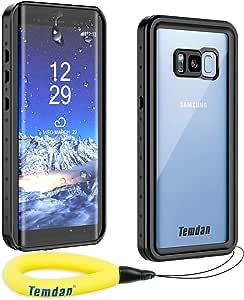 Temdan Kompatibel Mit Samsung Galaxy S8 Hülle Elektronik