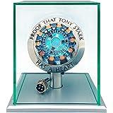 BSTEle Iron Man Reactor Borst Licht 1:1 MK1 Arc Reactor Actiefiguur Voor Collectie en Gift