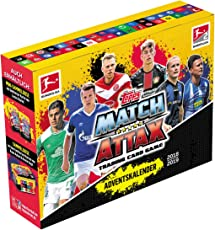 Topps BL19-AC Match Attax 2018/19 Adventskalender