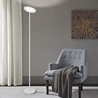 Albrillo 24W LED Lampadaire - Lampe Sur Pied Moderne avec Luminosité et Température de Couleur Réglables en Continu…