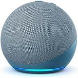 Echo Dot (4ª generazione) - Altoparlante intelligente con Alexa - Ceruleo