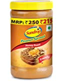 Sundrop Peanut Butter Honey Roast Crunchy, 462g
