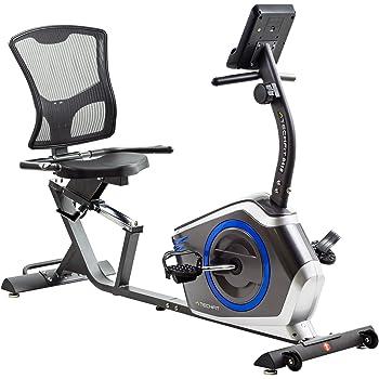 Nero//Grigio Taglia Unica Exerpeutic Gold 525/X LR Pieghevole Liege Recumbent Bike con 181/kg Maxi malem supportato Cyclette