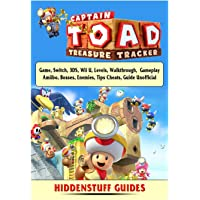 Captain Toad Treasure Tracker Game, Switch, 3ds, Wii U, Levels, Walkthrough, Gameplay, Amiibo, Bosses, Enemies, Tips…