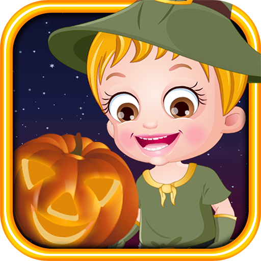 Baby Hazel Halloween Night (Baby Hazel Spiele Halloween-spiele)