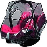 sunnybaby 13222 - Cubierta Universal para la Lluvia, para portabebés, Asiento de Coche de bebé (por Ejemplo, Maxi Cosi, Cybex