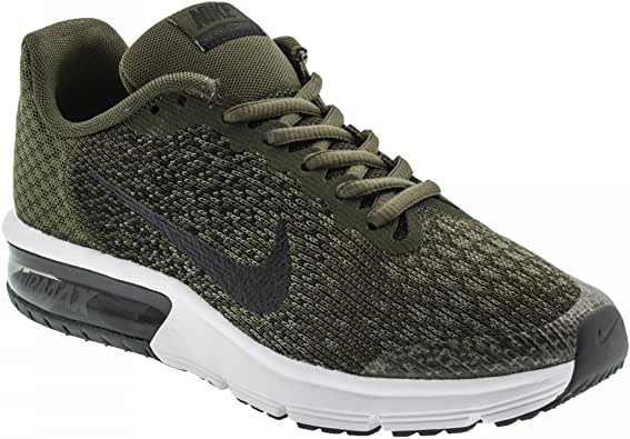 Nike AIR MAX Sequent 2 Green: Amazon.co