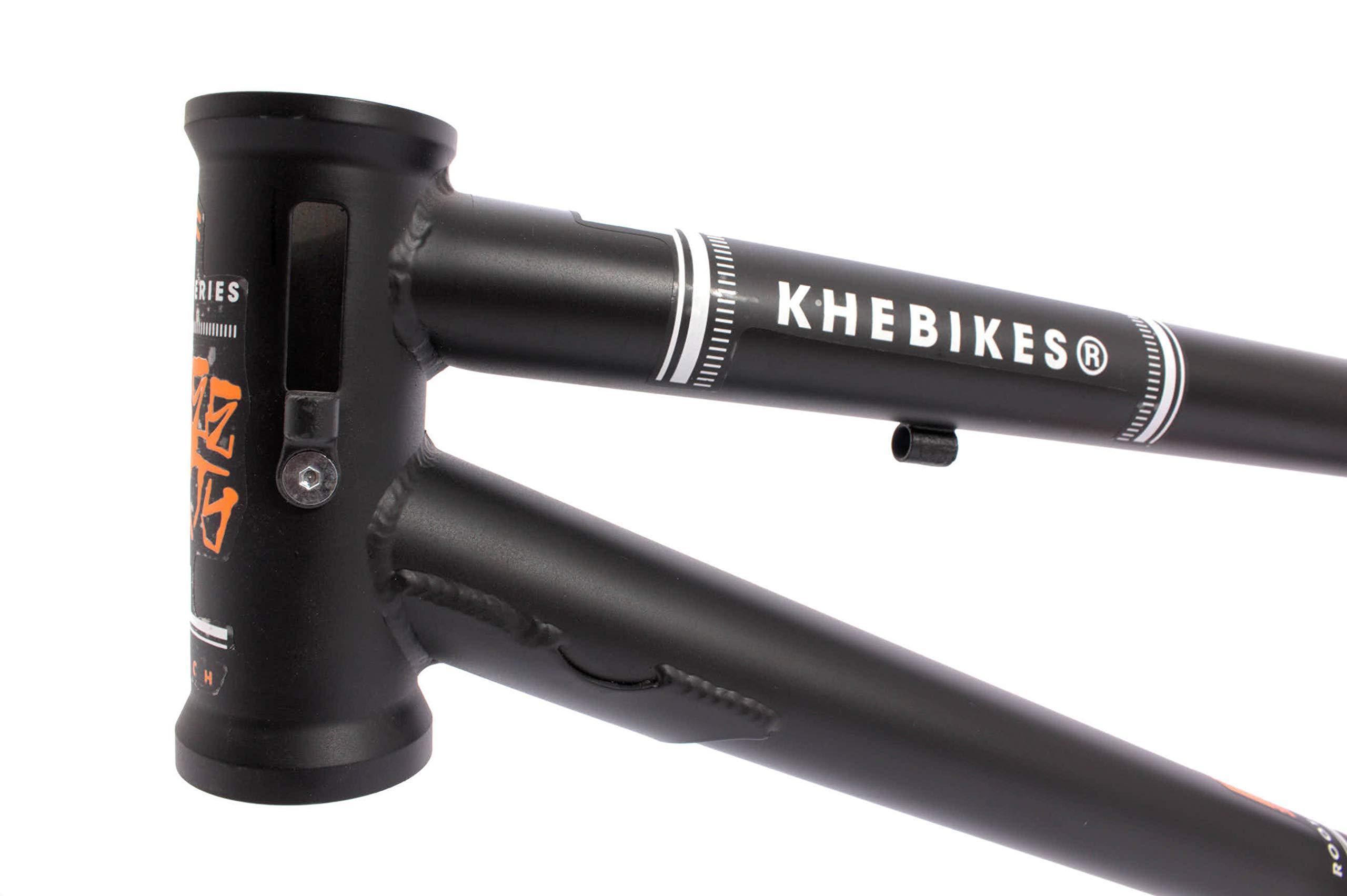 KHE J5 - Telaio per BMX Root 360 CrMo Affix Ready