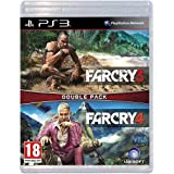 PS3 Far Cry 3 and Far Cry 4 Double Pack
