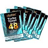 AlcoTec Turbohefe 48H - 20% in 5 Tagen! (10 Packungen)