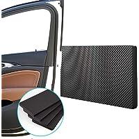 4x Protettore per pareti di garage, 40 x 12 x 2,0 cm ciascuno, Protezione Porte Auto Paracolpi Garage Pannelli Set…