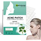 216 PCS Puistje gips met acne naald, Onzichtbare Hydrocolloïde Absorberende Acne Patch, Hydrocolloïde Acne Gips absorbeert se
