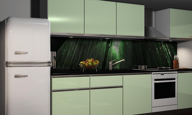Spritzschutz Küche Folie
