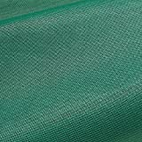 Polyester PVC Gittergewebe grün reißfest flammhemmend