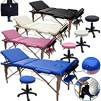 Beltom Massage 3 Zones + Tabouret