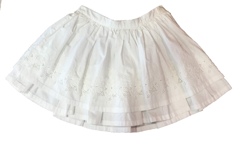 Tommy Hilfiger – Falda, Chica, Color: Blanco
