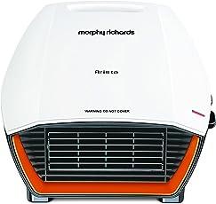Morphy Richards Aristo PTC Room Heater (White)