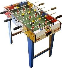 Novicz 1155-MULTI Soccer Table, Junior (Multicolor)
