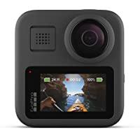 GoPro Max - wasserdichte 360-Grad-Digitalkamera mit unzerbrechlicher Stabilisierung, Touchscreen und Sprachsteuerung…