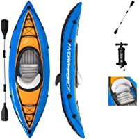 Bestway 65115 | Hydro-Force - Kayak Gonfiabile Cove Champion, 275X81 cm