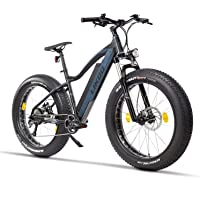Fitifito FT26 Elektrofahrrad Fatbike E-Bike Pedelec, 48V 250W Heckmotor, 48V 13Ah 624W Samsung Akku, hydraulische…