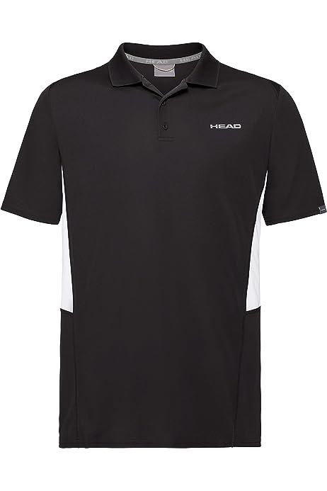 Head Camiseta técnica Tipo Polo, para Hombre, Hombre, Color Azul, tamaño S: Amazon.es: Ropa y accesorios