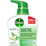 Dettol Soothe Showergel & Bodywash for effective Germ Protection & Personal Hygiene (protects against 100 illness causing ger