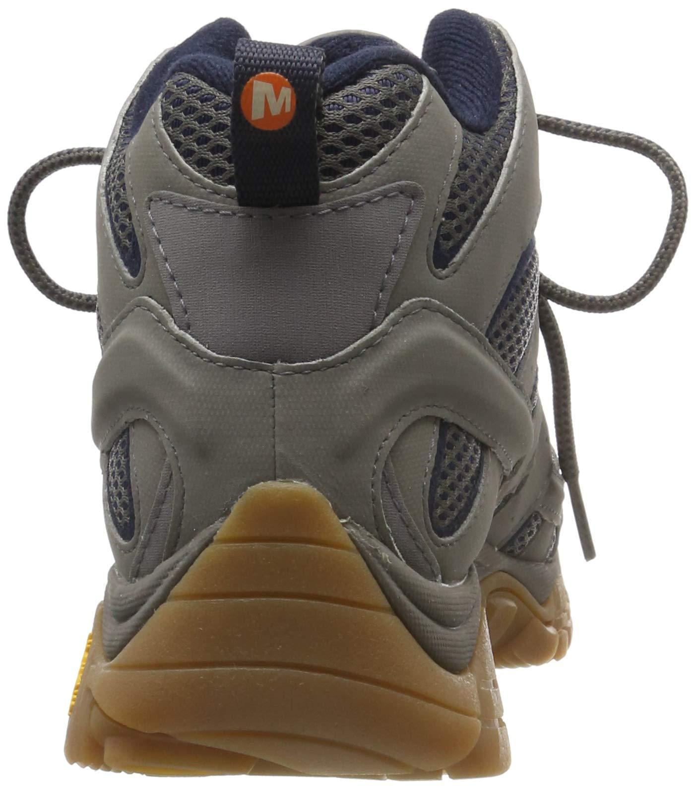 Merrell Men's Moab 2 Mid Gore-tex High Rise Hiking Shoes 2