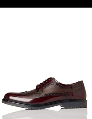 find. Men's Leather Chunky Brogues