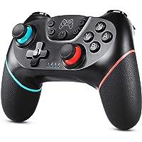 Zexrow Controller per Nintendo Switch, Wireless Bluetooth Switch Pro Controller, Switch Joystick per Gamepad con…