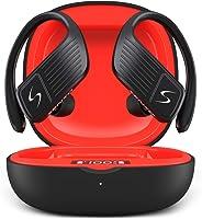 SENSO WINGS Wireless Earbuds, Bluetooth 5.0 TWS True Wireless Earphones, Best Sport Headphones for Workout Noise Cancelling