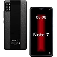 CUBOT Note 7 Smartphone ohne Vertrag 4G, Android 10 Go, 5,5' HD Display, 13MP Dreifach Kamera, 2GB/16GB, 128 GB…